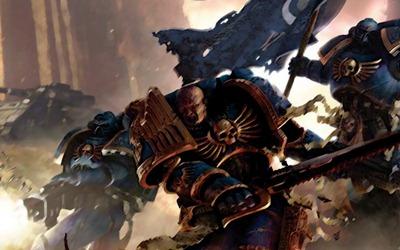 Warhammer by Jesse Jeremy