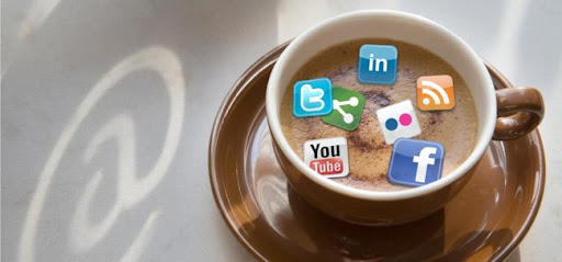 Social Media Cup of Coffee