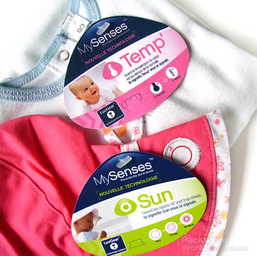 MySenses Temp & Sun