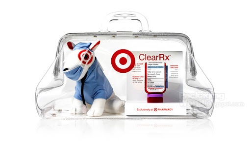 ClearRx Transparent Bag