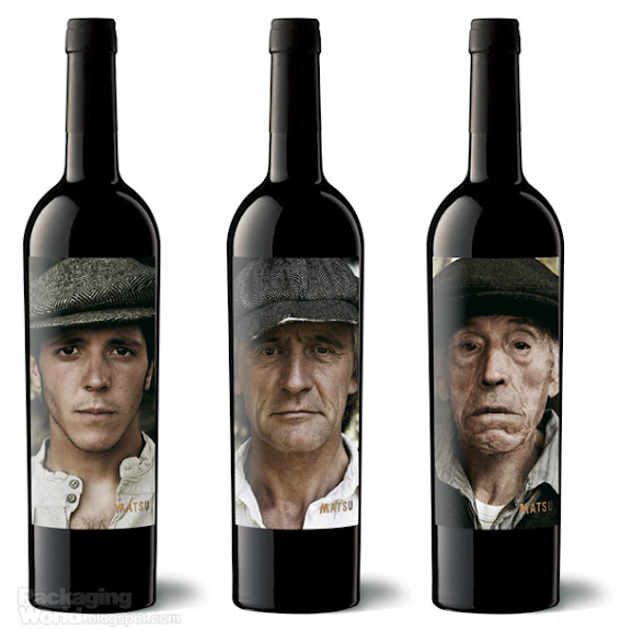 Moruba Portrait Bottles