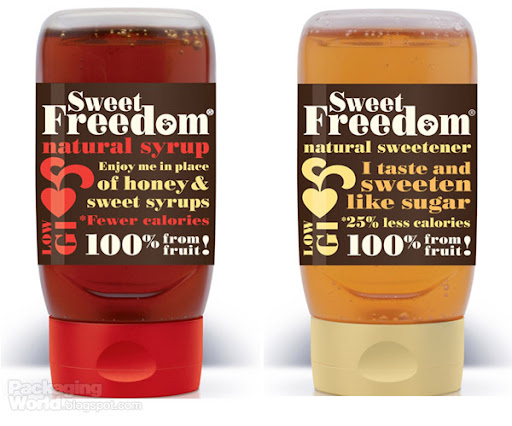 Sweet Freedom Natural syrup & sweetener
