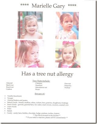 Marielle's allergy 001
