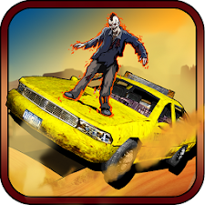 FAST HORROR ZOMBIES CAR RACING