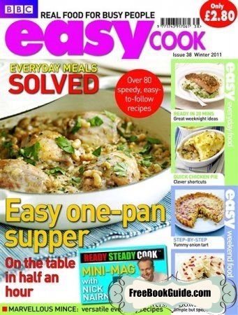 BBC Easycook Magazine Winter 2011 PDF eBook