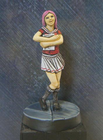 Les figurines de Greg alias Citrouille 11-04-10-003