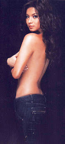 Angel Locsin topless in Folded and Hung
