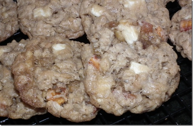 Sunny Anderson's Favorite cookies 4-19-11