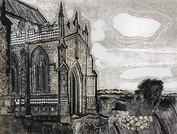 John O'Connor - Suffolk Church