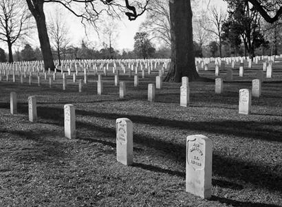 Arlington in March