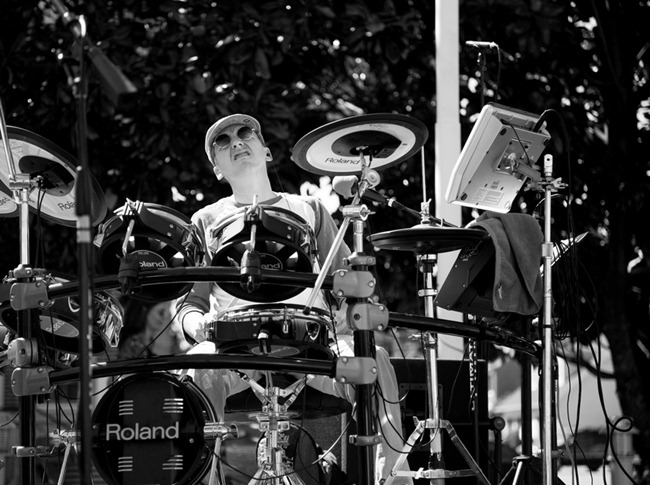 Band at Taste of Leonardtown-3