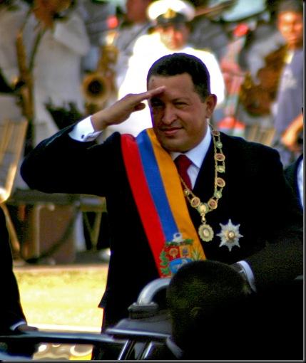 Chavez Salute