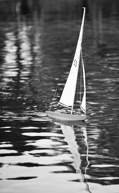 RC Sailboat 53 - 1