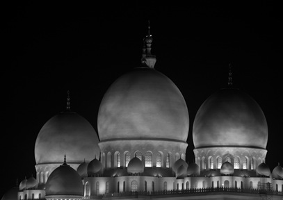 Grand Mosque at Night  (4 of 22)