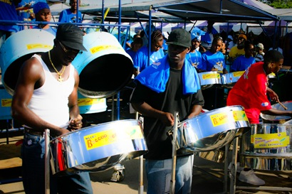 Steel Drum Competition in Trinidad - 5