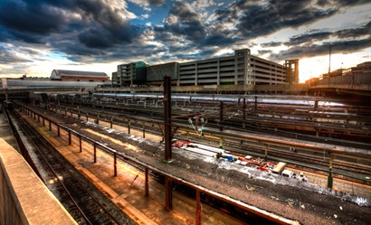 Union Station Rail Yard