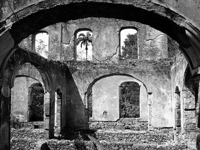 Barbados Plantation Ruins-7