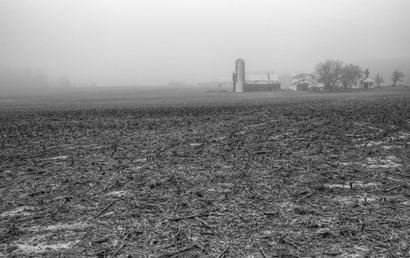 Farm in the fog-2-Edit