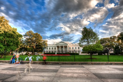 White House HDR