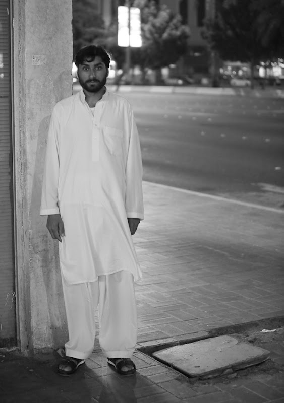 Pakistani in Abu Dhabi