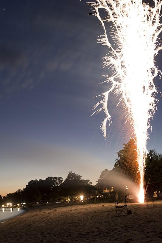 Labor Day Fireworks