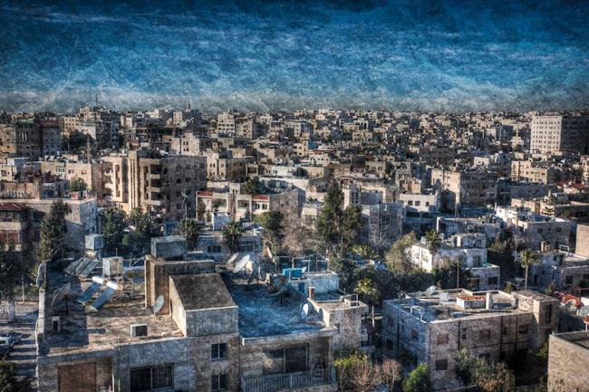Amman in Stone