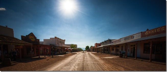 Main Street at OK Corral