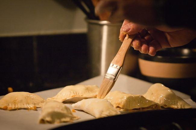 Empanada Washing