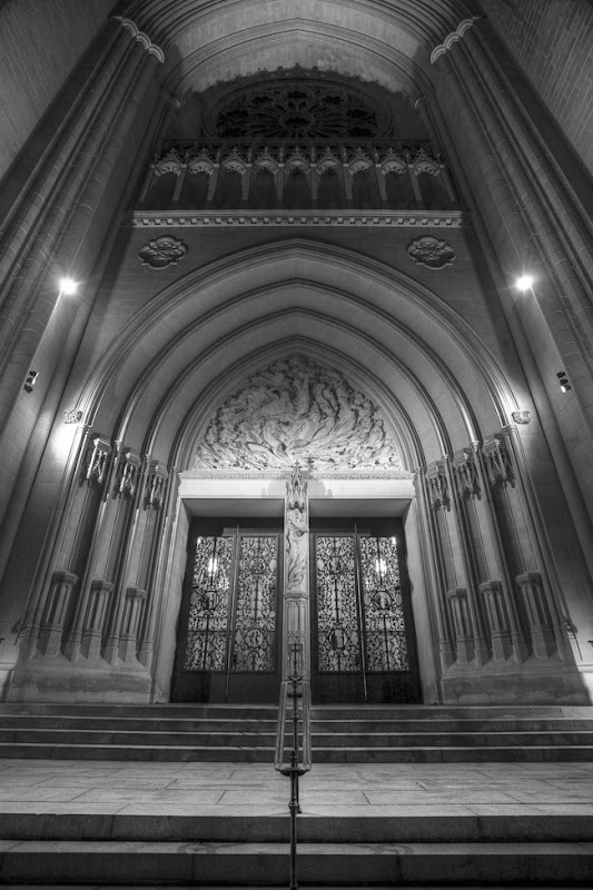 National Cathedral at Night-2