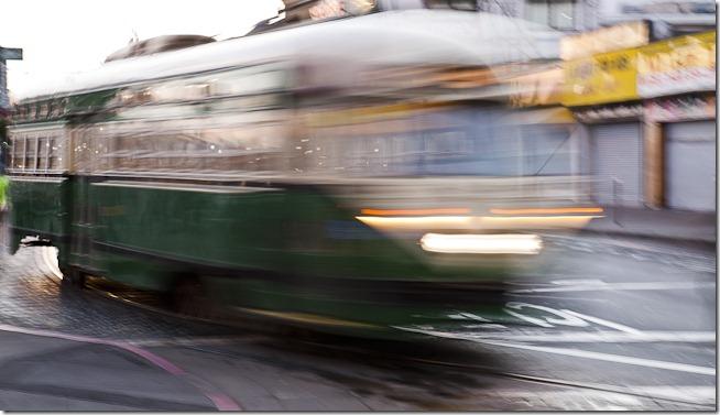 San Fancisco Trolley