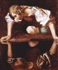 Narciso de Michelangelo Caravaggio