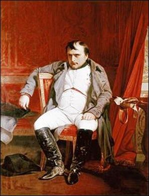 Delaroche - Napoleon