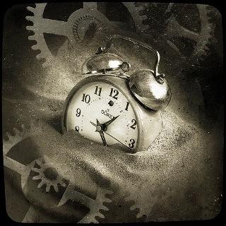 O tempo urge