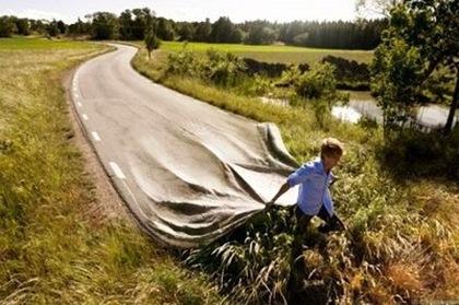 Fazendo o caminho