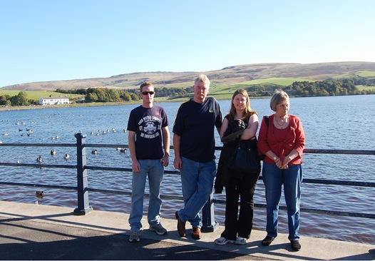 Hollingworth Lake, Littleborough, Lancs. 07/10/2010