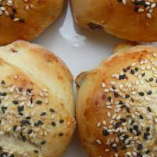 Boulou ( Sweet French Tunisian Rolls)