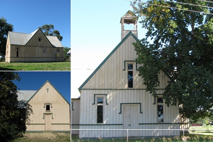 View Clunes - St Pauls Church Hall - Victoria