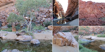 View Simpsons Gap, NT