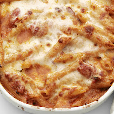 Baked Penne with Fennel