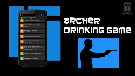 Archer Drinking Game - screenshot