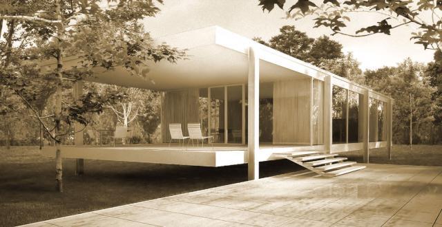 casas arquitectura bauhaus