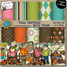 Preview for Fall Festival - Let Me Scrapbook
