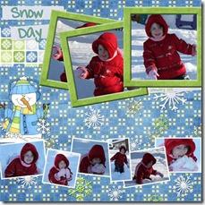 It's Snow Cold (Tammy)