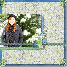 It's Snow Cold (Kiana)