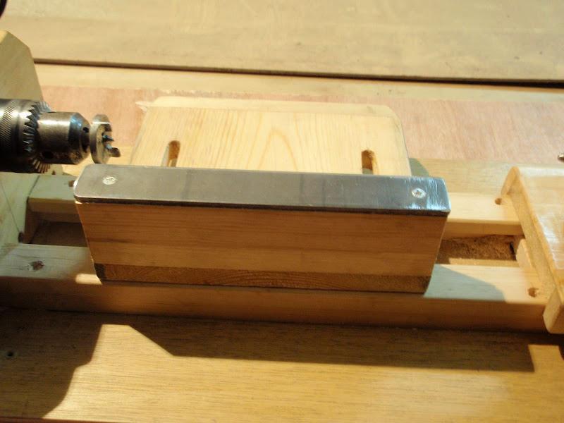 看看我自制的木工小车床 - 想当然 - 黄金想当然 的博客