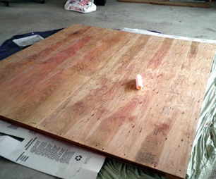treated boards