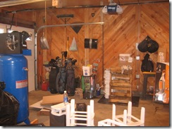 quilt and garage clean 018