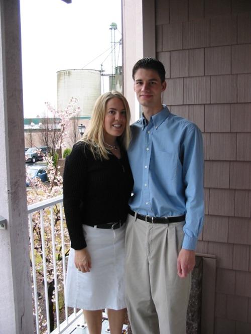 2005 Joel & Katy Easter