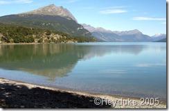 Lago Escondido Argentina