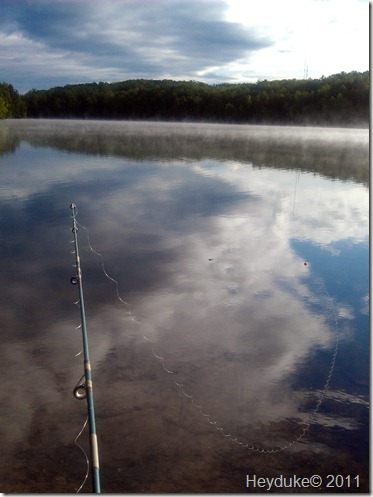 Tom Moore Craig Lake in Croft State Park